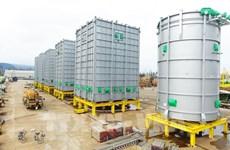 Doosan Vina exporte pour la première fois des équipements pétrochimiques en Thaïlande