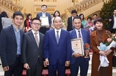 Prix « Marteau et Faucille d'or » 2020 : pour le renforcement de l'édification du Parti