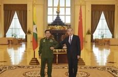 La Chine et le Myanmar conviennent d'accélérer la construction d'un corridor économique