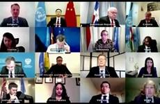 ONU : le Vietnam salue l'évolution positive de la mise en œuvre de l'Accord de Riyad du Yémen
