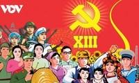 Le 13e Congrès national du PCV largement couvert par la presse étrangère