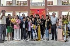 Les Vietnamiens résidant au Cambodge attendent avec impatience le 13e Congrès national du Parti
