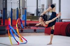 Gymnastique rythmique : des sourires et des larmes.