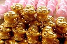 Nouvel An : des buffles en céramique pour tous les goûts