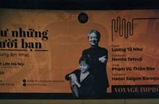À l'Opéra de Hanoi, le classique se mobilise pour la musique et la bonne cause