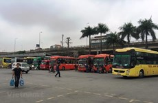 Coronavirus : Hanoi suspend le transport public en lien avec Quang Ninh