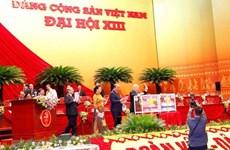 XIIIe Congrès du Parti : Communiqué de presse sur la 5e journée de travail