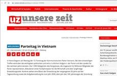 Le 13e Congrès du Parti décide des tâches les plus importantes du Vietnam