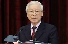 Brève biographie du secrétaire général du Parti Nguyen Phu Trong