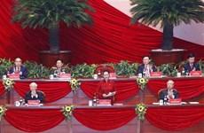 Communiqué de presse sur la séance de clôture du 13e Congrès national du Parti