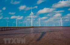Le Danemark accorde la priorité au soutien du Vietnam dans le développement de l'énergie verte