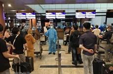 COVID-19 : Rapatriement de plus de 390 citoyens vietnamiens du Myanmar