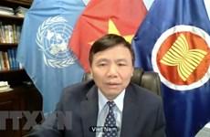 Le Vietnam a exhorté le Myanmar à œuvrer pour une solution satisfaisante