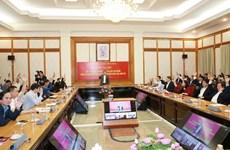 Elections législatives : le Bureau du CC du Parti présente cinq candidats