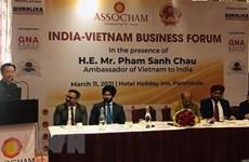 Le Vietnam et l'Inde promeuvent leurs relations dans l'investissement