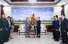 Le Vietnam félicite le PRPL pour son 66e anniversaire de fondation
