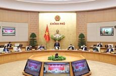 Le Premier ministre préside la réunion de mars du gouvernement
