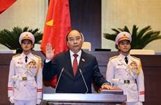 Félicitations envoyées à des dirigeants du Vietnam