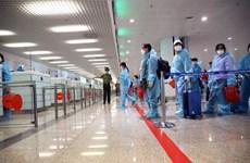 COVID-19 : le Vietnam n'a pas règlementations sur l'entrée des personnes vaccinées