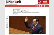 La presse allemande apprécie le nouveau leadership du Vietnam