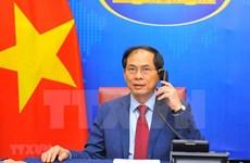 Le Laos, le Cambodge et l'Indonésie félicitent le nouveau ministre des Affaires étrangères