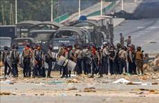 Le Vietnam appelle à enrayer la violence et à promouvoir le dialogue au Myanmar