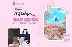 Diverses activités de promotion du tourisme en République de Corée