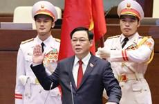 Poursuite des félicitations aux nouveaux dirigeants vietnamiens