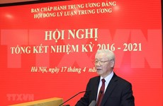 Nécessité de garantir l'efficacité de l'étude théorique du Parti communiste du Vietnam