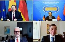 Le Vietnam souhaite intensifier le partenariat stratégique avec l'Allemagne