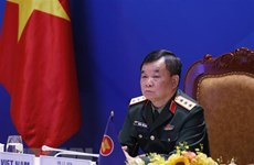 Dialogue stratégique sur la Défense Vietnam-Chine