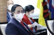 Le PM vietnamien au Sommet des dirigeants de l'ASEAN