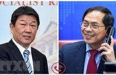 Vietnam et Japon cherchent à promouvoir un partenariat stratégique profond