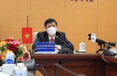 Le Vietnam prêt à soutenir le Laos dans la lutte contre le COVID-19