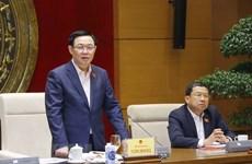 La diplomatie parlementaire contribue à rehausser la stature du Vietnam sur la scène internationale