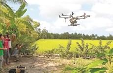 Les drones prennent leur envol dans le monde agricole