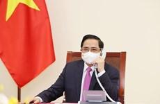 Vietnam-Thaïlande : conversation téléphonique entre les deux PM Pham Minh Chinh – Prayut Chan-O-cha