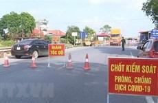 Le vice-PM Vu Duc Dam ordonne de maintenir l'état de préparation dans la lutte anti-COVID-19