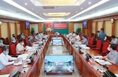Le PCV applique des mesures disciplinaires aux hauts fonctionnaires