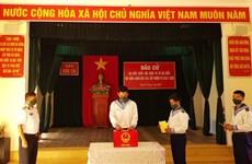 Elections anticipées tenues dans des localités à Quang Nam et Khanh Hoa