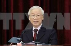 Le leader du Parti souligne le socialisme et le chemin vers le socialisme au Vietnam