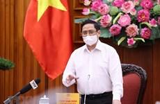 Le PM appelle à créer un fonds pour la vaccination contre le COVID-19