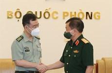 Le Vietnam et la Chine cultivent leur coopération de défense