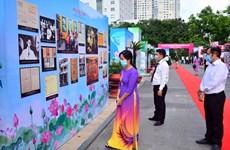 Exposition « Nguyen Tat Thanh – Ho Chi Minh : du quai Nha Rong à la place historique de Ba Dinh »