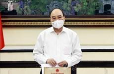 Le président veut optimiser le fonctionnement de la Cour populaire suprême