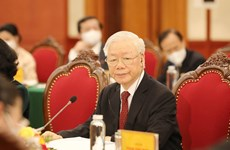 Le secrétaire général de l'AAFV parle des pensées de Nguyên Phu Trong