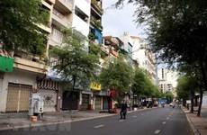 Distanciation sociale selon la directive No 16 à Ho Chi Minh-Ville à partir du 9 juillet