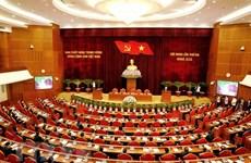 Clôture du 3e Plénum du Comité central du Parti communiste du Vietnam