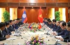 Les relations Laos-Vietnam louées sur le journal PathetLao
