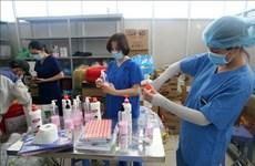 COVID-19 : nouveau record de nouveaux cas au Vietnam